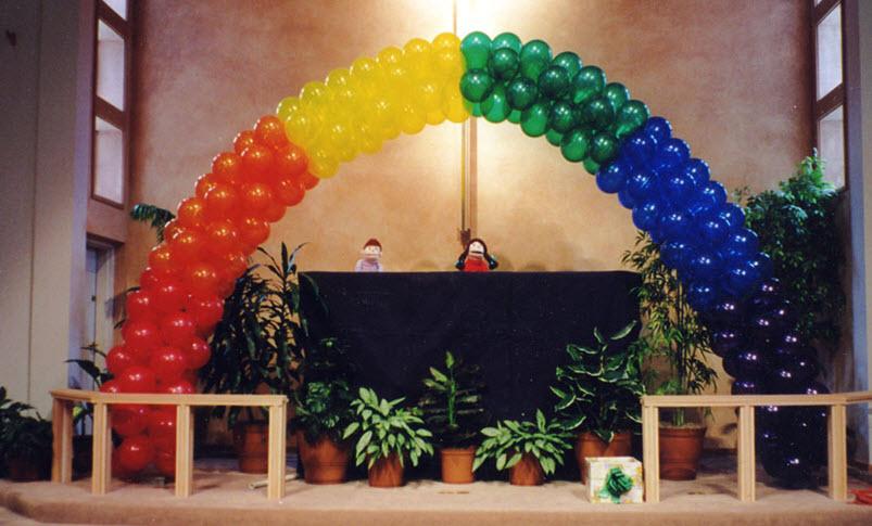 rainbow-pattern-arch