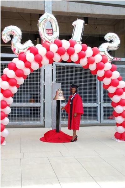 Graduation Arch - Class of