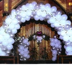 wedding-altar-arch-spiral-design