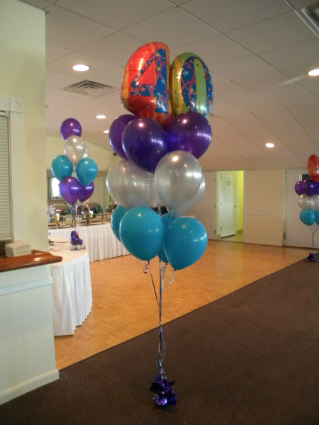 Milestone Balloon Bouquet