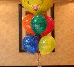 character-balloon-bouquet
