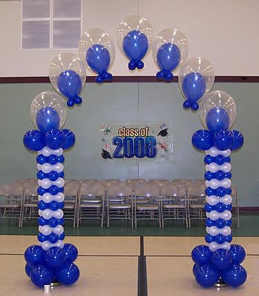 Graduation Columns