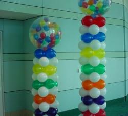 bubble-gum-columns