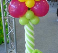 flower-column