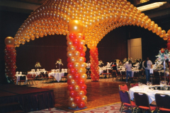 DANCE FLOOR CANOPIES