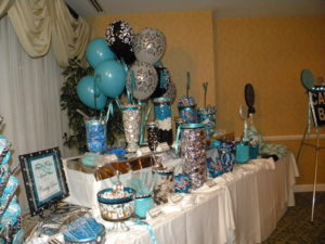 Chocolate Damask Candy Bar