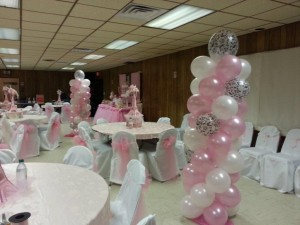 Zoe's Baby Dedication - Manchester Firehall - Parisienne Theme Decor (6)